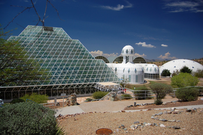 2. Biosphere 2 (Oracle)