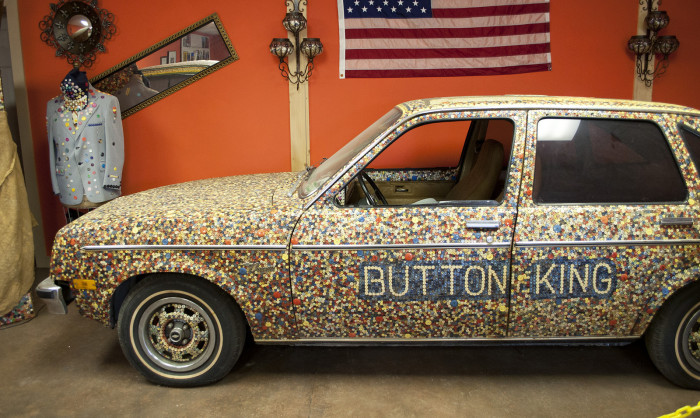5. Button King Museum