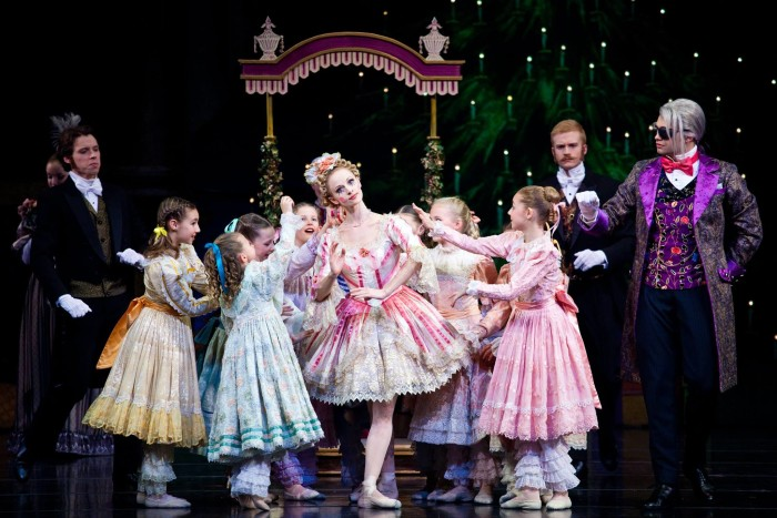 4. See Ballet's West's The Nutcracker.
