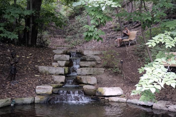 24. Lauritzen Gardens, Omaha