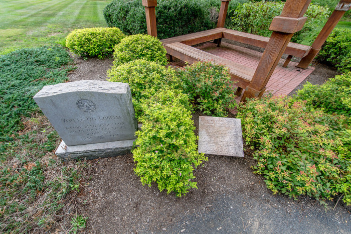 """7. Burial Site of """"Elsie"""" the Cow, Plainsboro"""