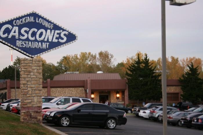 14.Cascone's Italian Restaurant, Kansas City