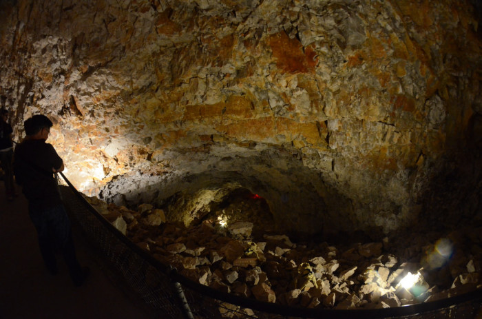 4. Grand Canyon Caverns