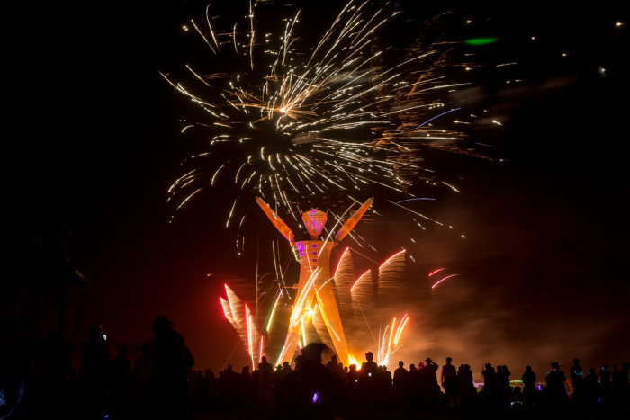 6. No other state could put on an event as awesome as Burning Man.