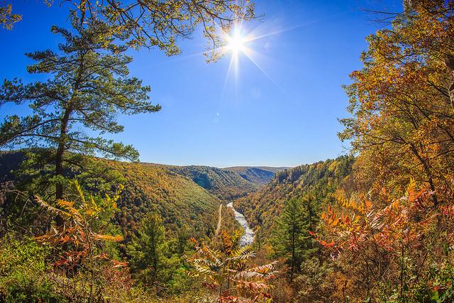 14. Pine Creek Gorge