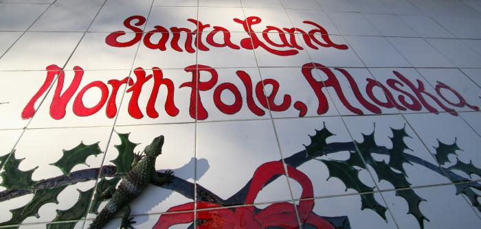 3) North Pole