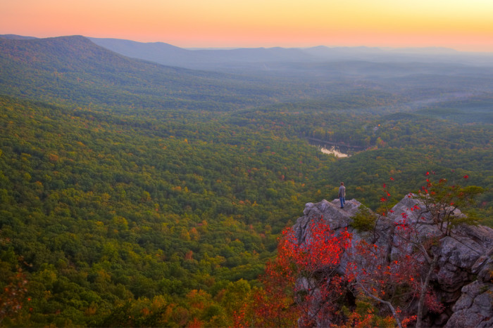6. Cheaha State Park