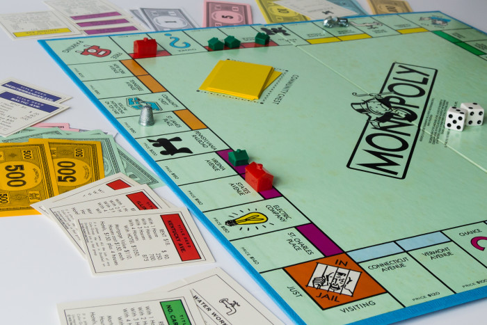 1. Played Board Games