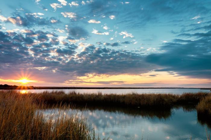 6. Intercoastal Waterway, Southwest Louisiana