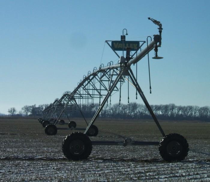Irrigation, Center Pivot
