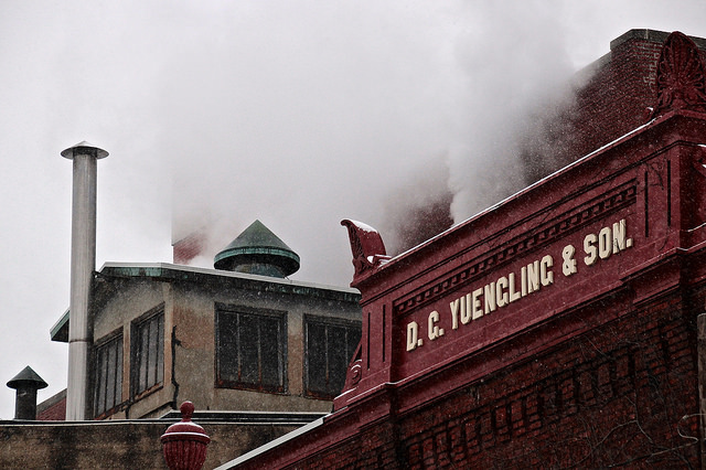 12. Yuengling, the first and best brewery in the country, is near and dear to Pennsylvania's heart.