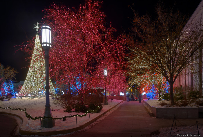 15. Temple Square, Salt Lake City