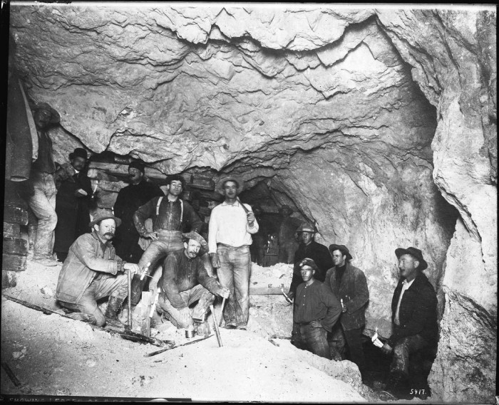 4. Nevada's great mining history.