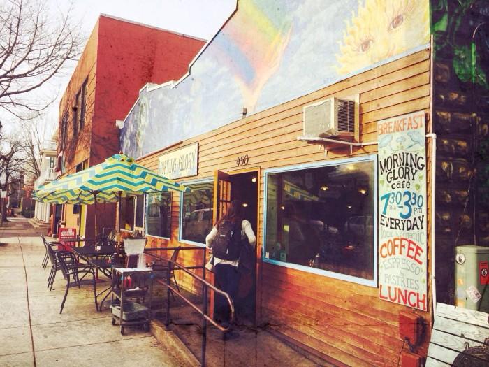 6. Morning Glory Cafe