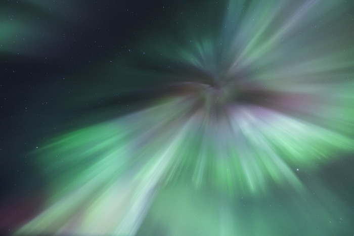 9) One of the most enchanting things in Alaska is the Northern Lights. Don't believe me? All you have to do is look up!