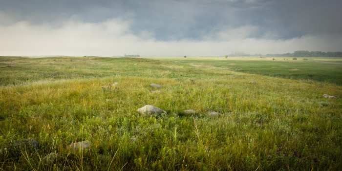 12. The western prairie of Minnesota provides a true escape from its populated eastern counterpart.
