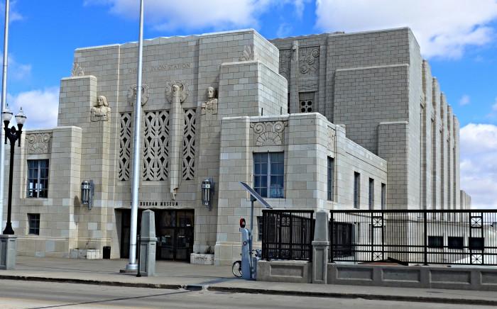 11. Durham Museum, Omaha