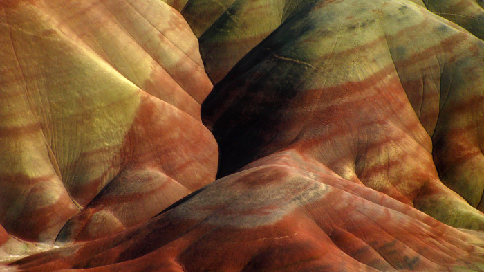1. The Painted Hills