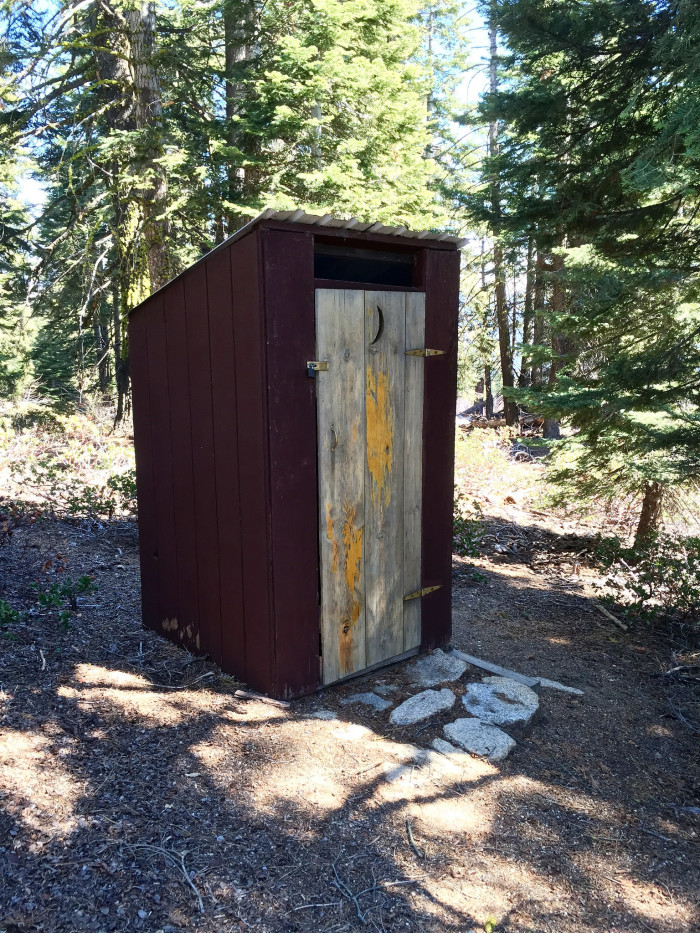 4. You fought tooth and nail to keep the juniors from finding the outhouse.