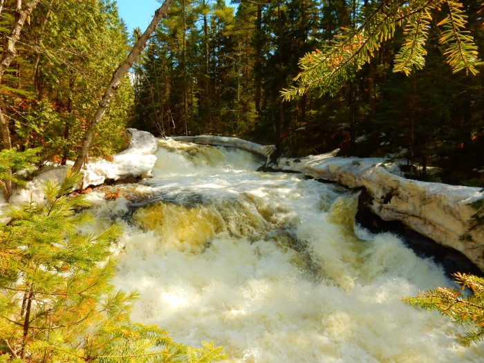 2. The Katahdin Woods & Waters Maine Scenic Byway