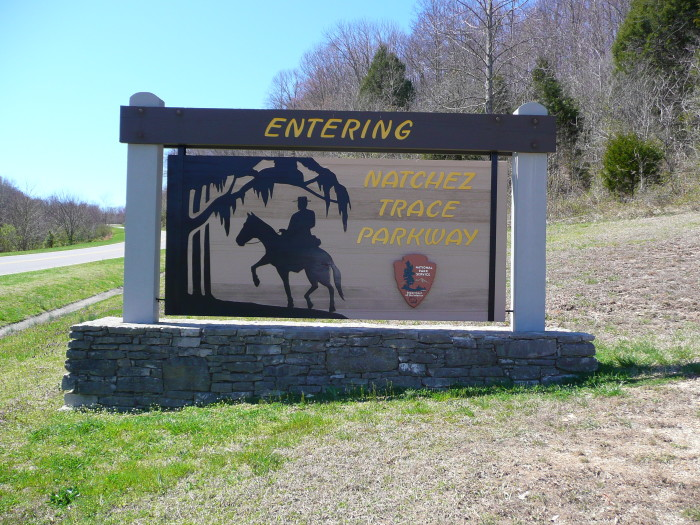 17. Travel the Natchez Trace Parkway.