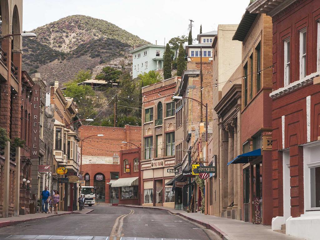 Must-See Arizona Main Streets