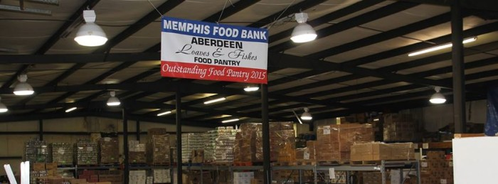 1. Deliver unused items to a food pantry.