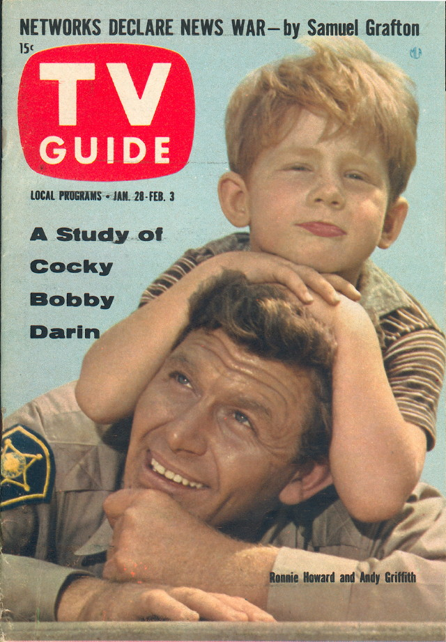 9. Andy Griffith