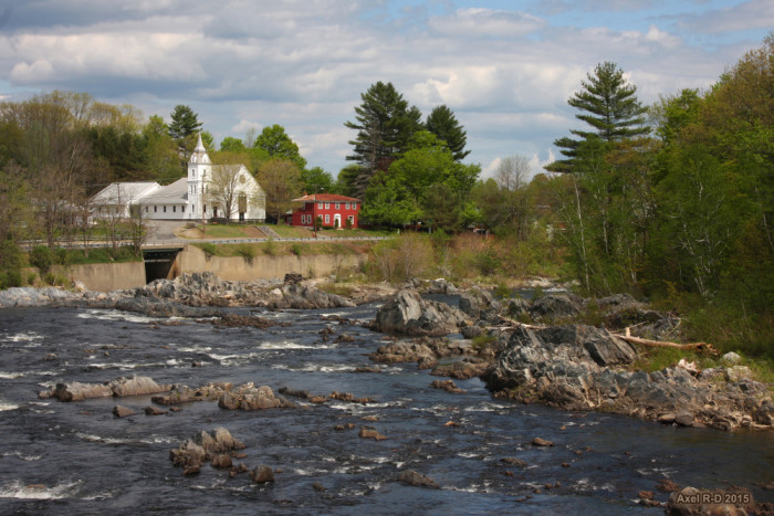 10. State Route 27 Scenic Byway