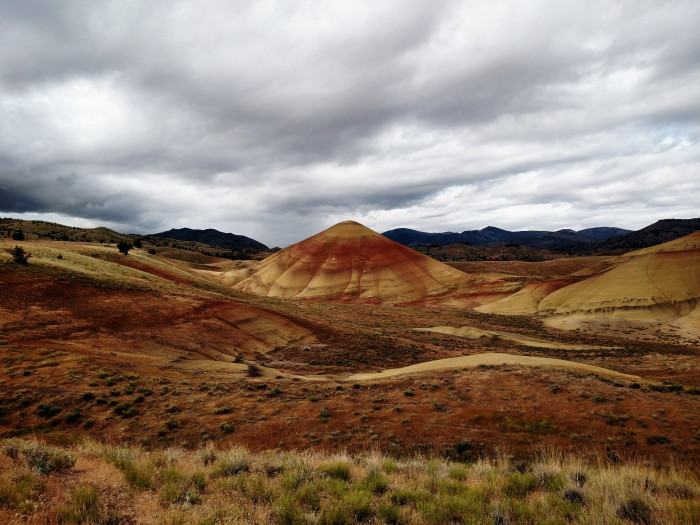 8. Painted Hills