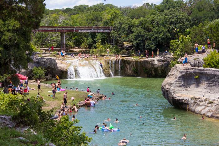10) Tonkawa Falls (Crawford)