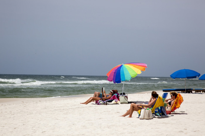 6. Alabama's Gulf Coast Beaches