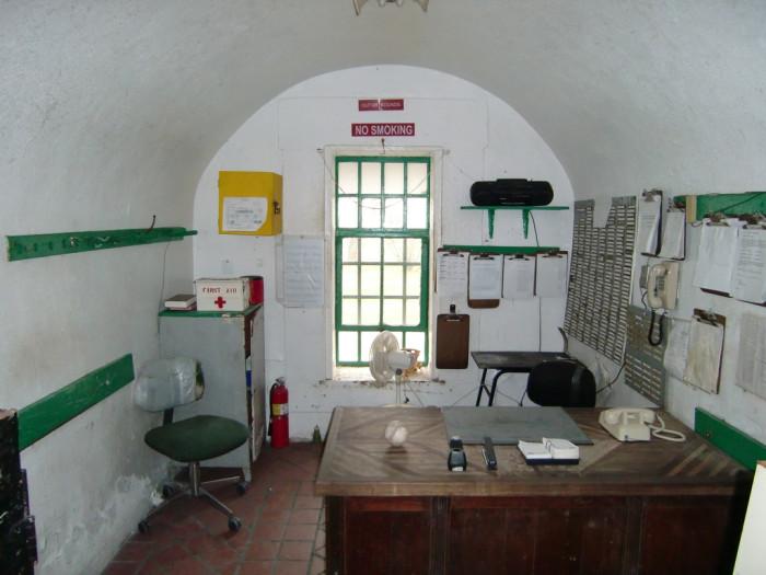 19. Guard Office