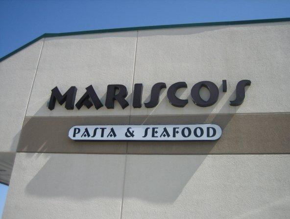 2. Mariscos Pasta & Seafood (Lawrence)