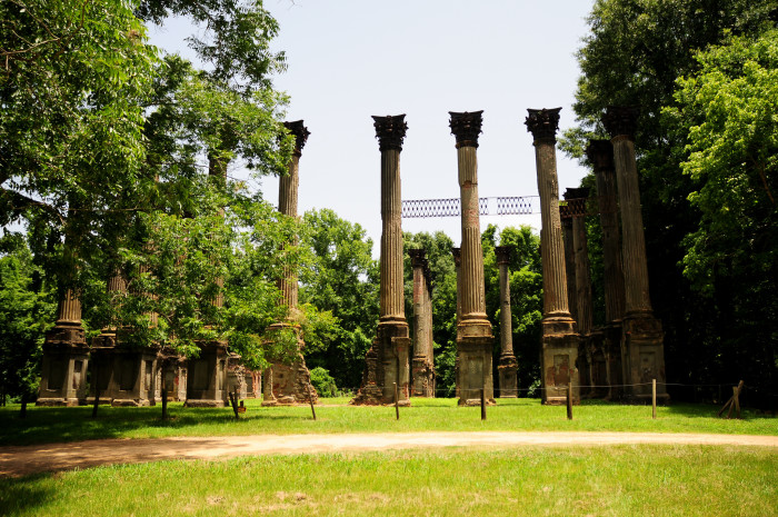 19. Check out the Windsor Ruins.