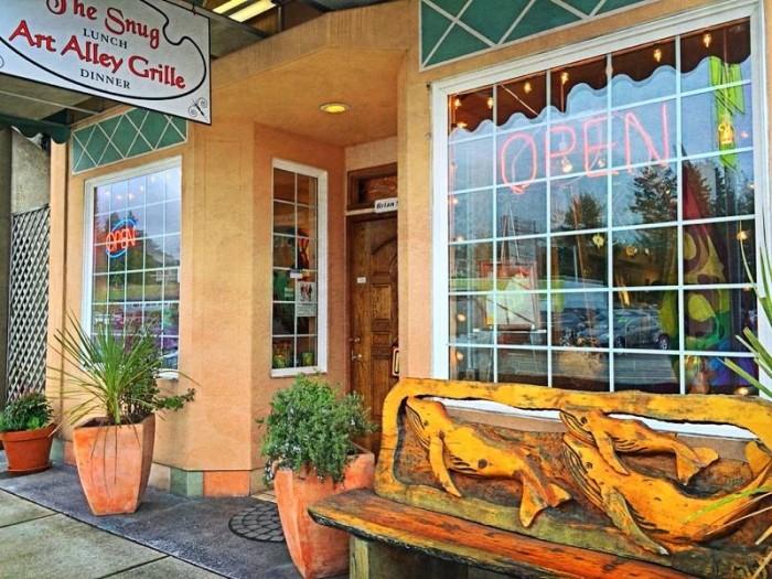 Seafood Restaurants In Brookings Oregon
