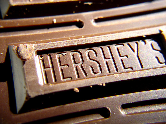 13. We lay claim to Hershey's chocolate, among other amazing products.