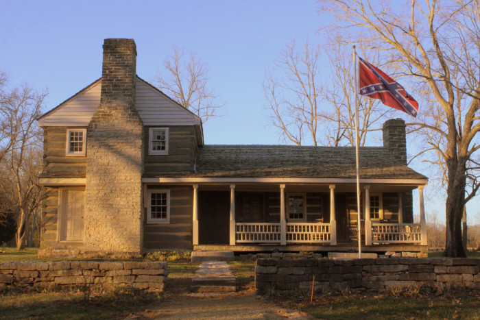 2) And take a solid Civil War tour