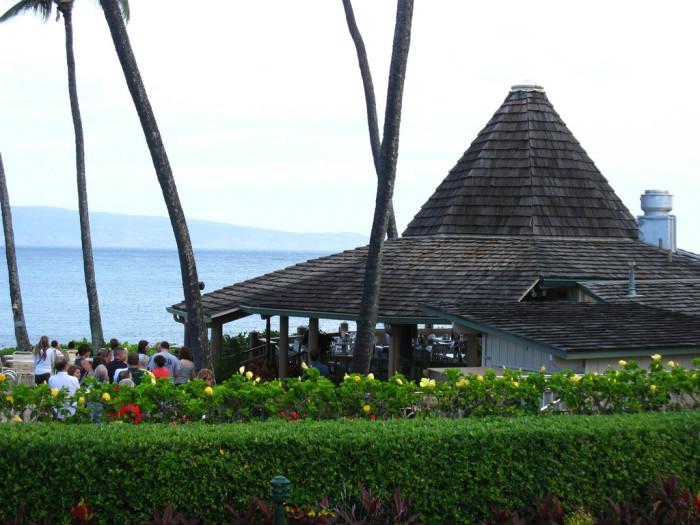 2) Gazebo Restaurant, Lahaina
