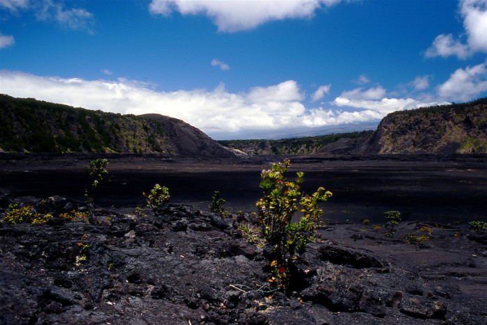 2) Kilauea Iki Trail