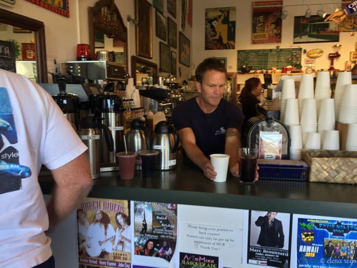 2) Maui Coffee Roasters, Kahului