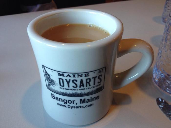 2. Dysart's Restaurant, Bangor