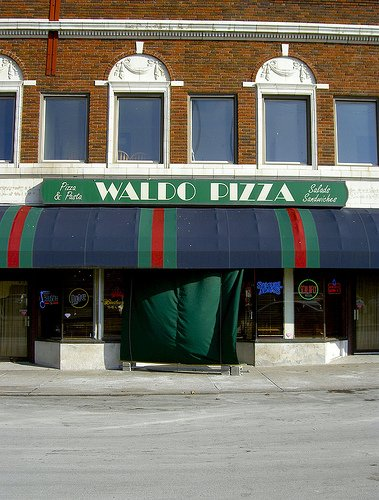 2. Waldo Pizza, Kansas City