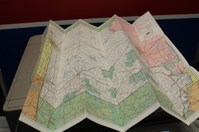 2.2. Read maps