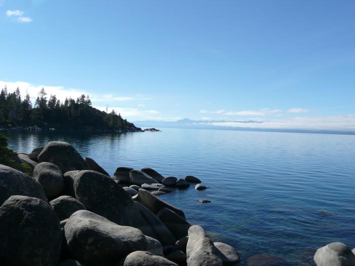 9. Lake Tahoe
