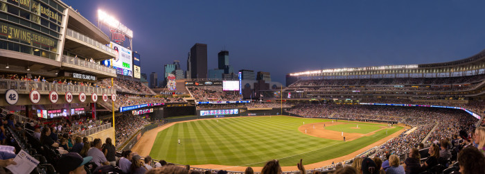 5. Rather than paying an enormous sum of money to watch a Twins game...