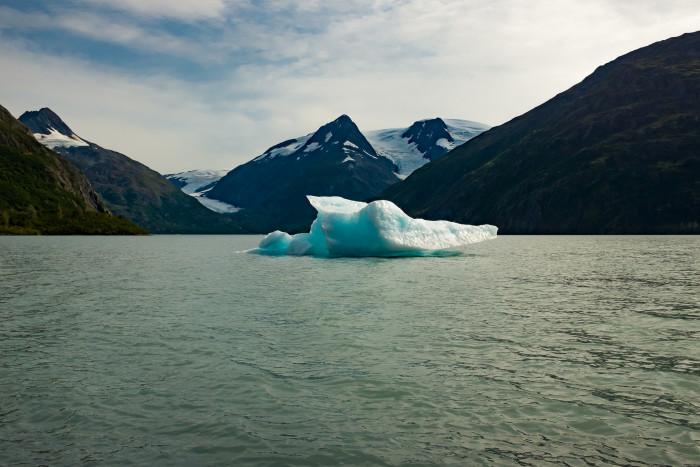 9) Glacial Lakes.