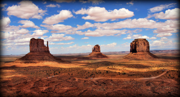 12. Monument Valley