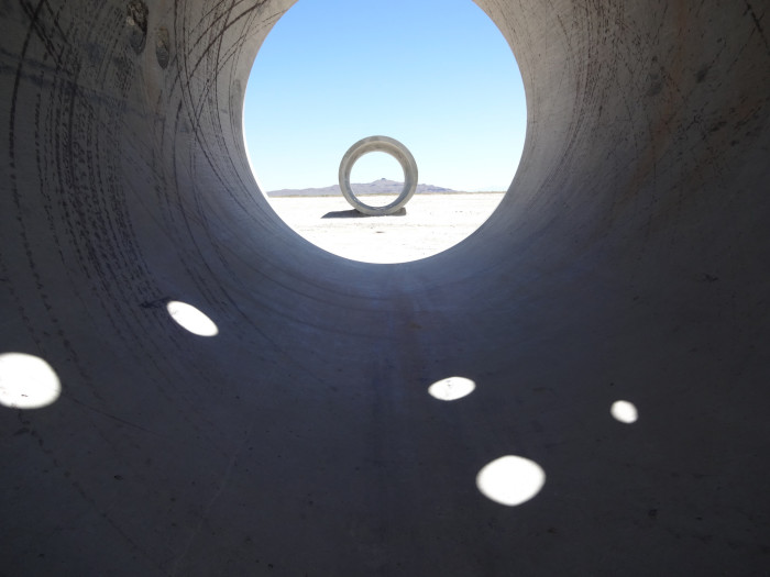 2. Celebrate the Solstice at the Sun Tunnels.