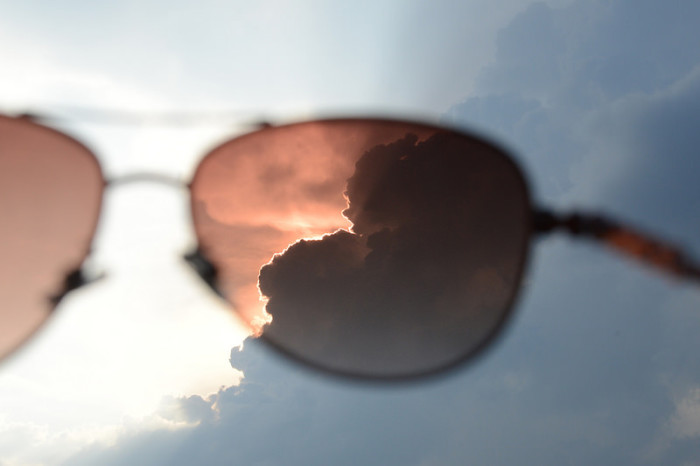 3. With our intense sunlight, sunglasses are another must.